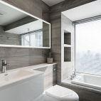 现代卫浴实景图