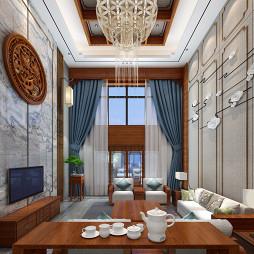 新中式别墅_3547498