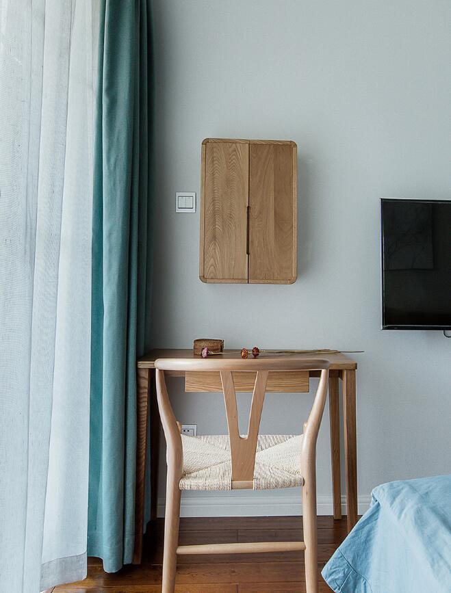 悠雅69平日式二居卧室装修装饰图卧室日式卧室设计图片赏析
