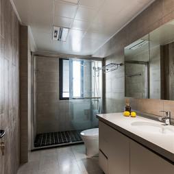 简单北欧风卫浴设计