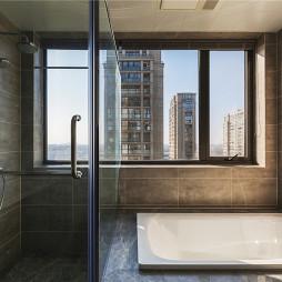 精致现代卫浴设计图片
