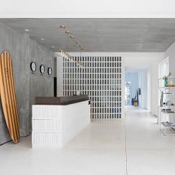 三亚·SIXX 六甲酒店大堂设计