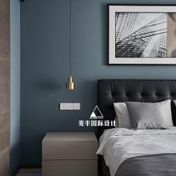 简约现代卧室吊灯图片
