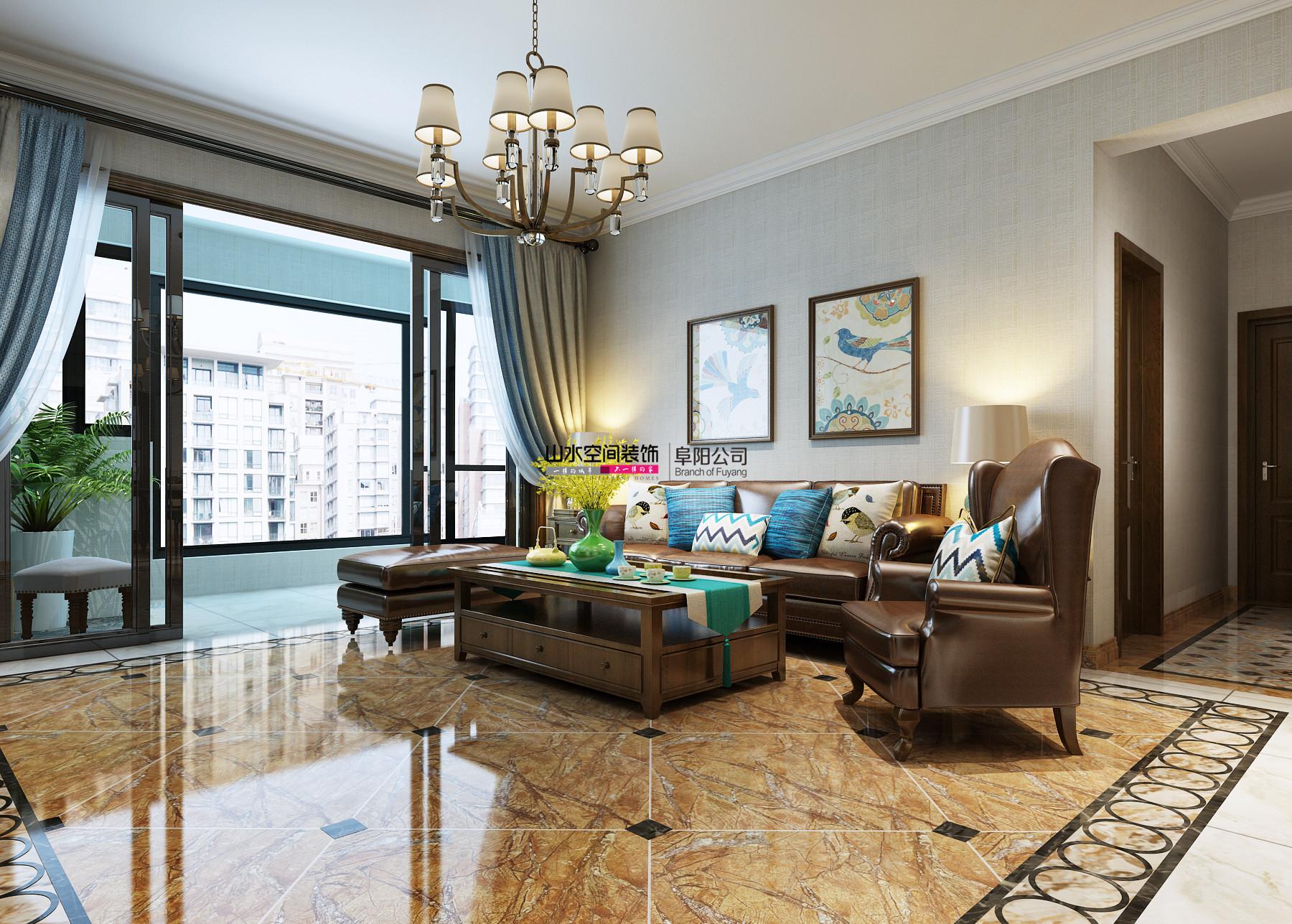 大气110平简约三居客厅装修设计图客厅现代简约客厅设计图片赏析