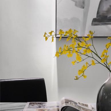 【造颖设计】实景 | 黑与白的温度_3556647