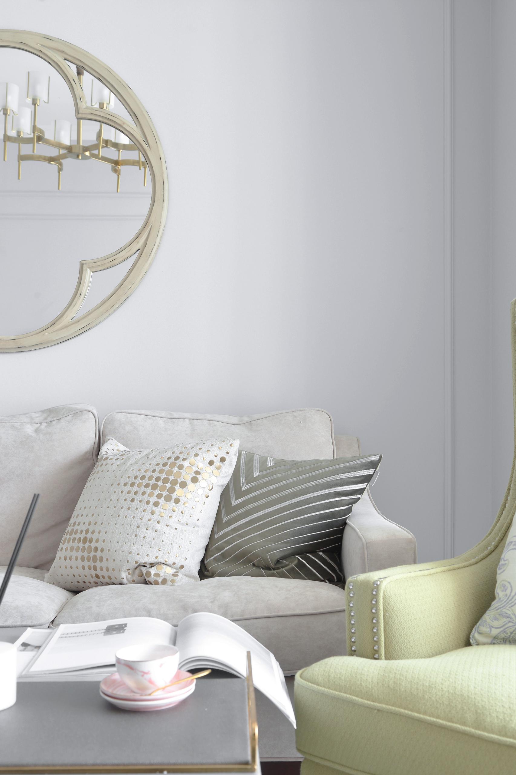 优美69平现代二居客厅设计案例客厅现代简约客厅设计图片赏析