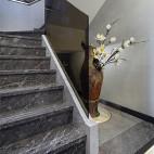 清幽现代楼梯设计