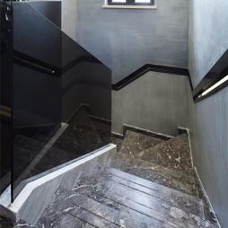 清幽现代楼梯设计图片