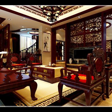爸爸喜欢的红木家具_3564541
