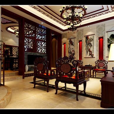 爸爸喜欢的红木家具_3564542
