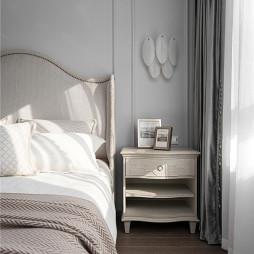 优雅浪漫美式卧室设计图