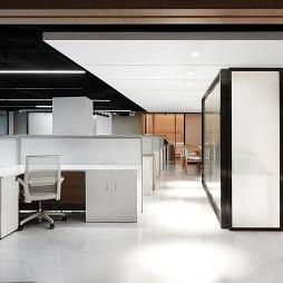 侨信控股办公空间设计图片