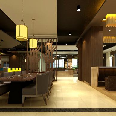 淄博餐厅会所设计_3568025