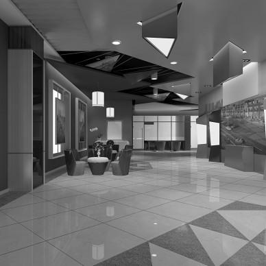 售楼中心设计_3568637