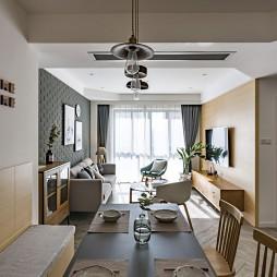 『SWEET HOME』北欧风餐厅设计图片