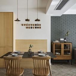 『SWEET HOME』北欧风餐厅设计图