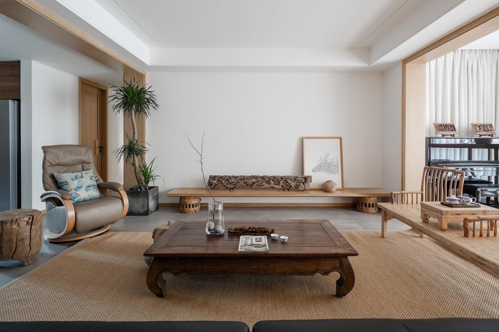 四居中式风格客厅实景图片客厅2图