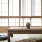 四居中式风格榻榻米设计