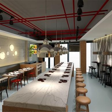 小恒水饺餐厅设计项目_3578160
