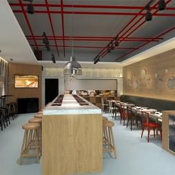 小恒水饺餐厅设计项目_3578159