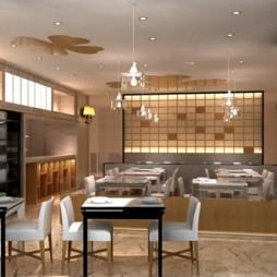 北京望京硒游记生态餐厅设计项目_3578204