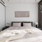 140㎡优雅中式卧室实景图片