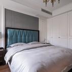 细致美式风主卧室设计图