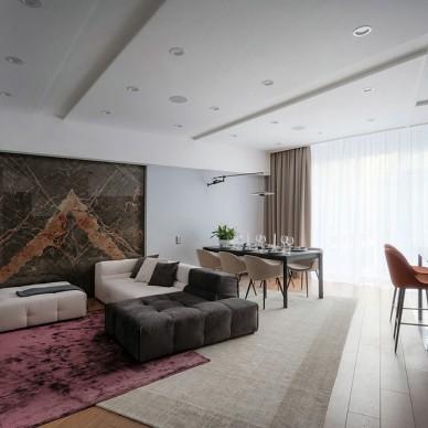 ——现代公寓设计——_3581691