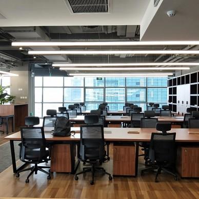 北京凌空天行科技办公室室内设计_3582225