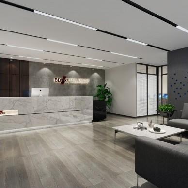 天津金隅地产办公空间设计项目_3584722