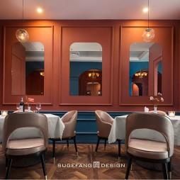 蘇格出品?五月羅馬西餐廳內部設計圖片