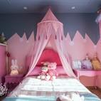 温哥华森林别墅儿童房设计