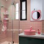 温哥华森林别墅卫浴设计