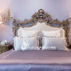 别墅设计,法式风格东方普罗旺斯_3589829