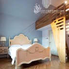 法式风格别墅儿童房设计