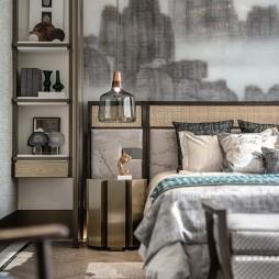 浪漫东方售楼处卧室吊灯图