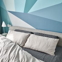 Forest Princess北欧风卧室设计图片