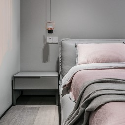 MODERN简约风卧室吊灯图