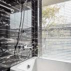 艺术感混搭风卫浴设计