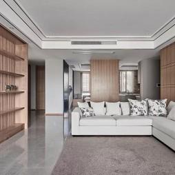 中国式优雅客厅实景图片
