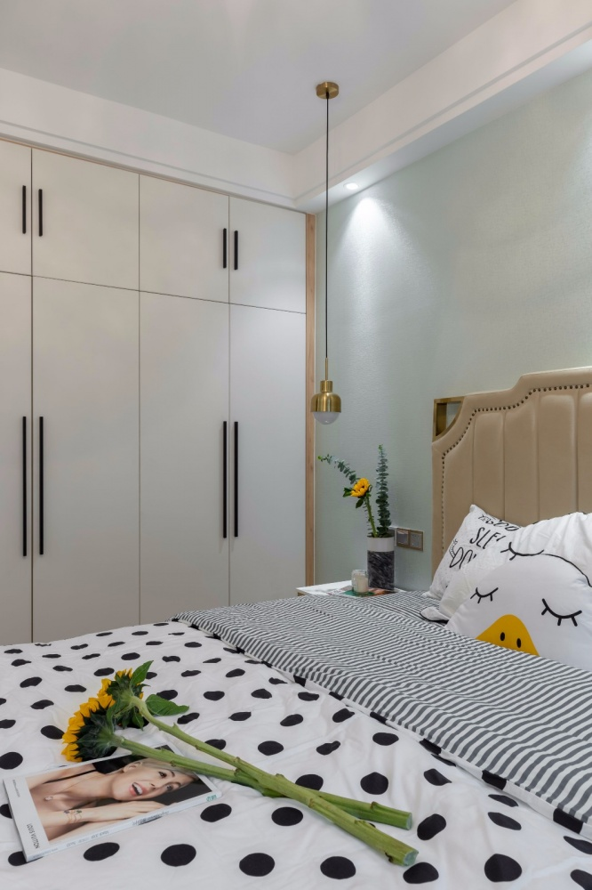 这个装饰公司把新中式做的美逆天了!卧室衣柜2图美式经典卧室设计图片赏析