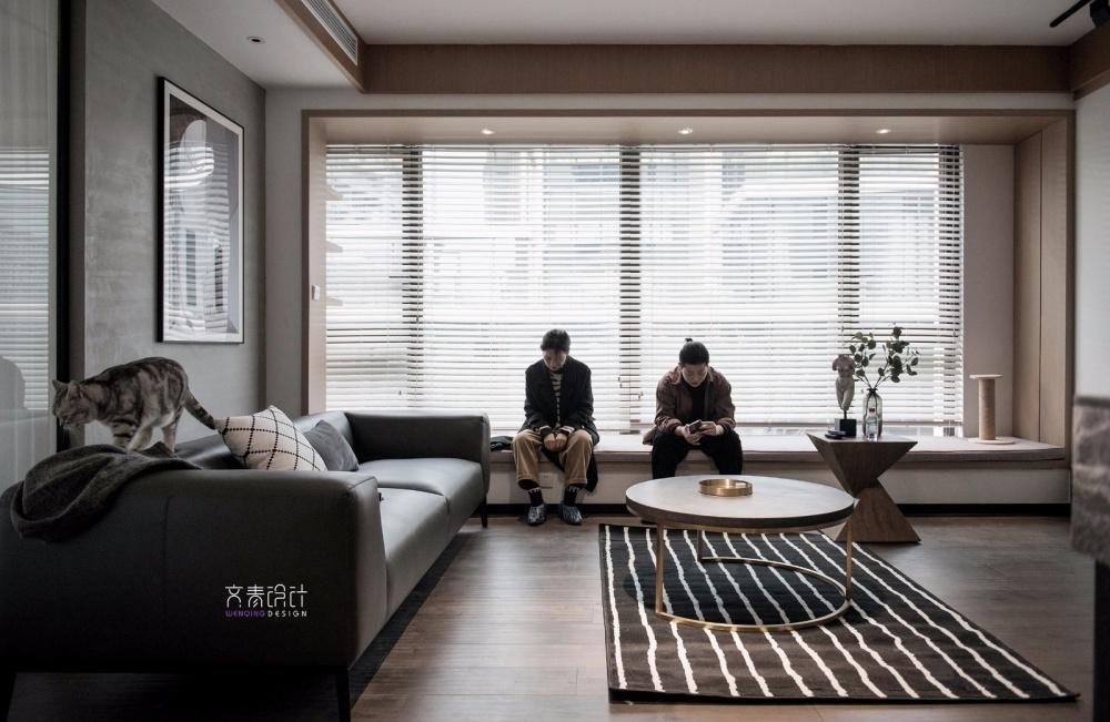 现代两居室客厅茶几图片客厅现代简约客厅设计图片赏析