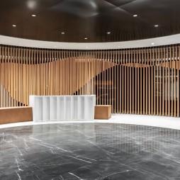 北京望京万科时代中心大堂设计