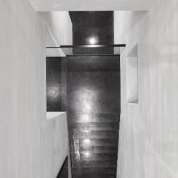 艺术空间.交流会馆展厅楼梯设计