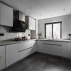 300㎡复式厨房设计图