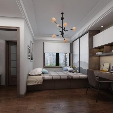 别墅混搭风格设计_3598581