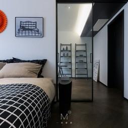 130㎡现代简约卧室设计图片