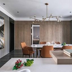品质现代风餐厅吊灯图片