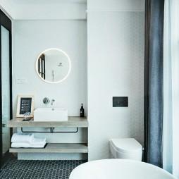 苏州欣得酒店卫浴设计图片