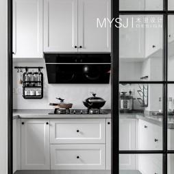 超美INS风厨房实景图片